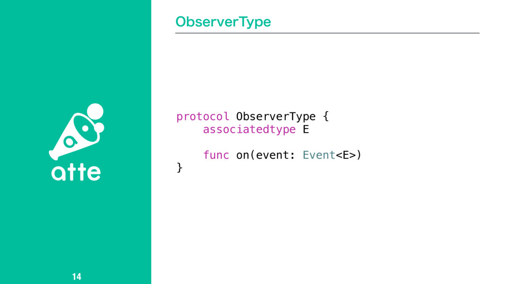 0CTFSWFS5ZQF 14 protocol ObserverType { associa...