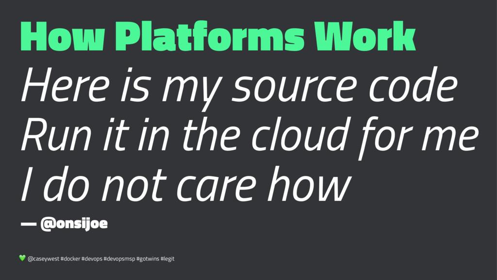 How Platforms Work Here is my source code Run i...