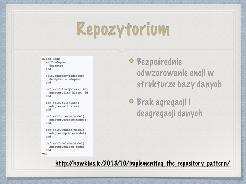 Repozytorium http:/ /hawkins.io/2013/10/impleme...