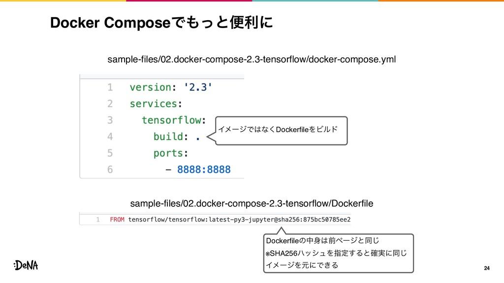 Docker ComposeͰͬͱศརʹ 24 sample-files/02.docker...