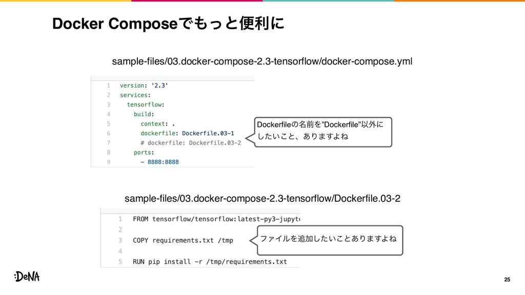 Docker ComposeͰͬͱศརʹ 25 sample-files/03.docker...
