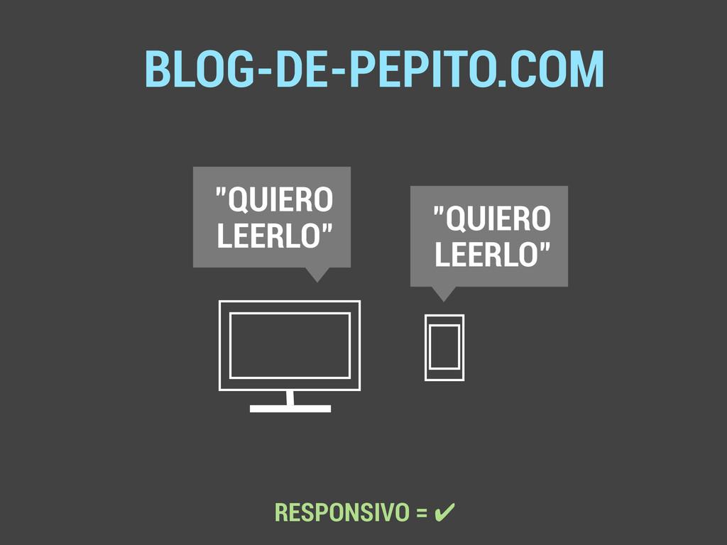 """BLOG-DE-PEPITO.COM """"QUIERO LEERLO"""" """"QUIERO LEER..."""