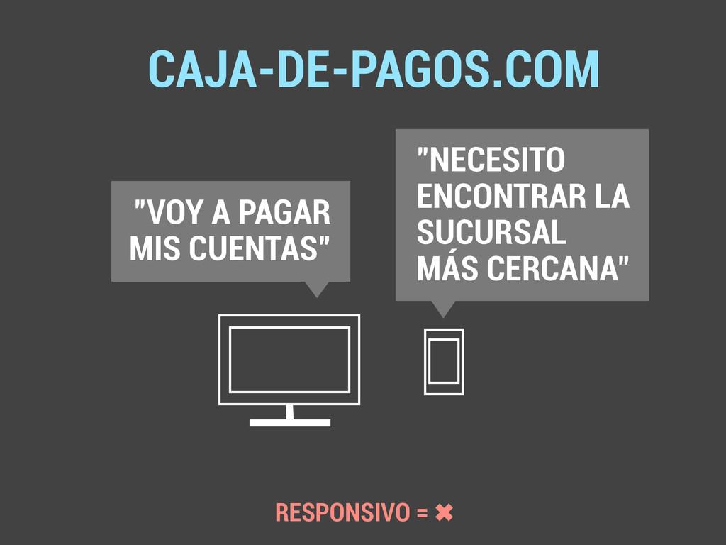 """CAJA-DE-PAGOS.COM """"VOY A PAGAR MIS CUENTAS"""" """"NE..."""