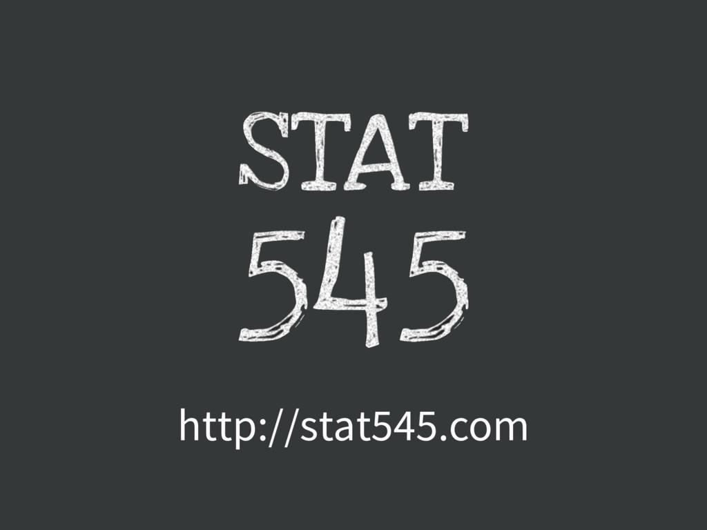 http://stat545.com