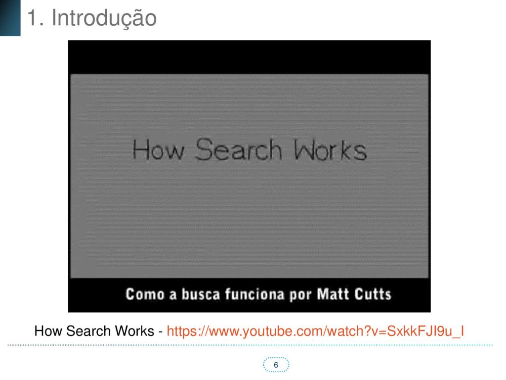 6 1. Introdução How Search Works - https://www....