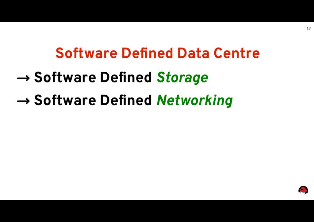 18 Software Defined Data Centre → Software Defi...