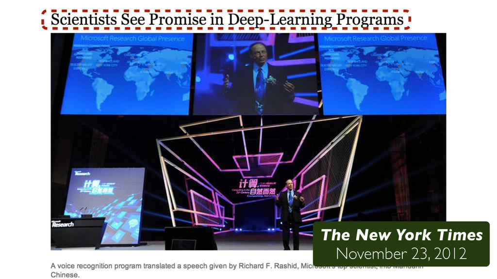/48 The New York Times November 23, 2012