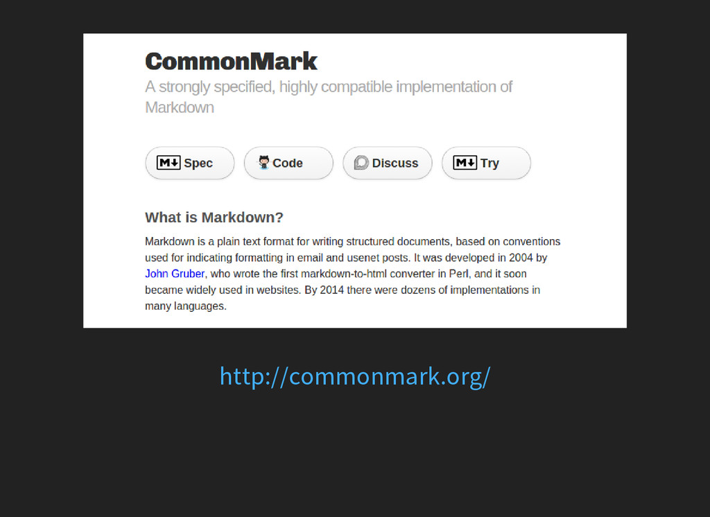 http://commonmark.org/