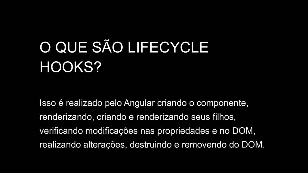 Spring Framework 20+ O QUE SÃO LIFECYCLE HOOKS?...