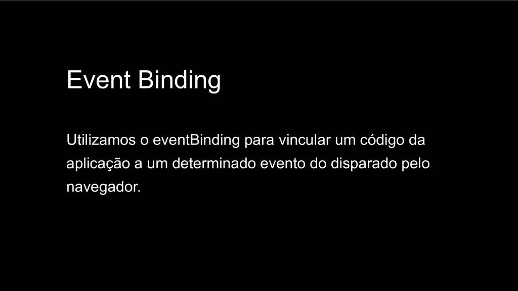 Spring Framework 20+ Event Binding Utilizamos o...