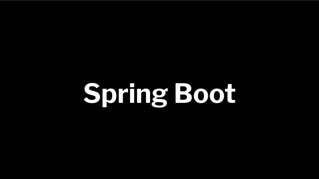 Spring Framework 20+ Spring Boot