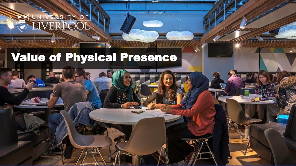 Value of Physical Presence