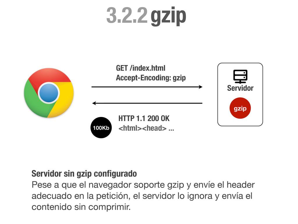 gzip 3.2.2 GET /index.html Accept-Encoding: gzi...