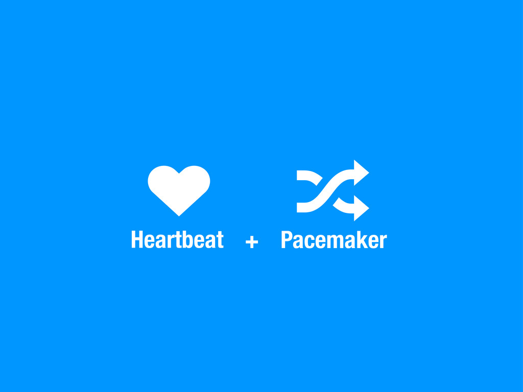 Heartbeat ♥ Pacemaker 8 +