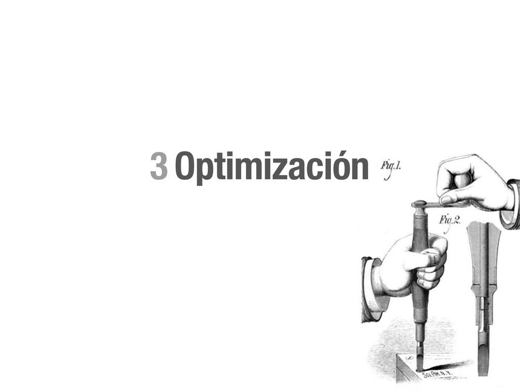 Optimización 3