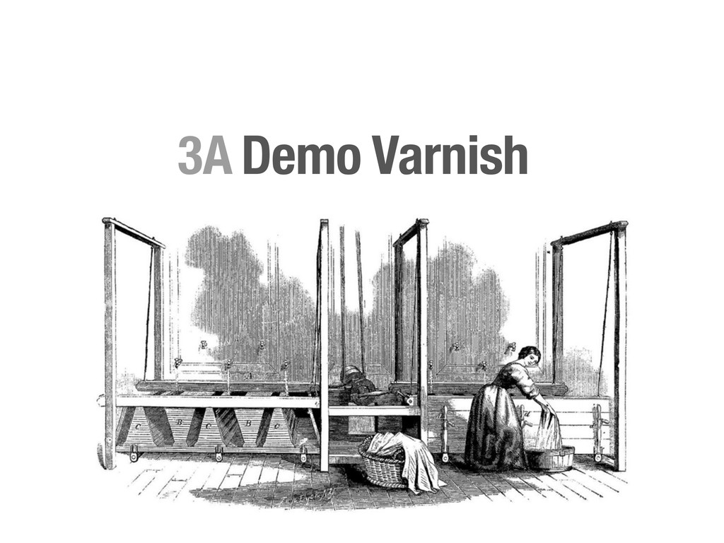 Demo Varnish 3A