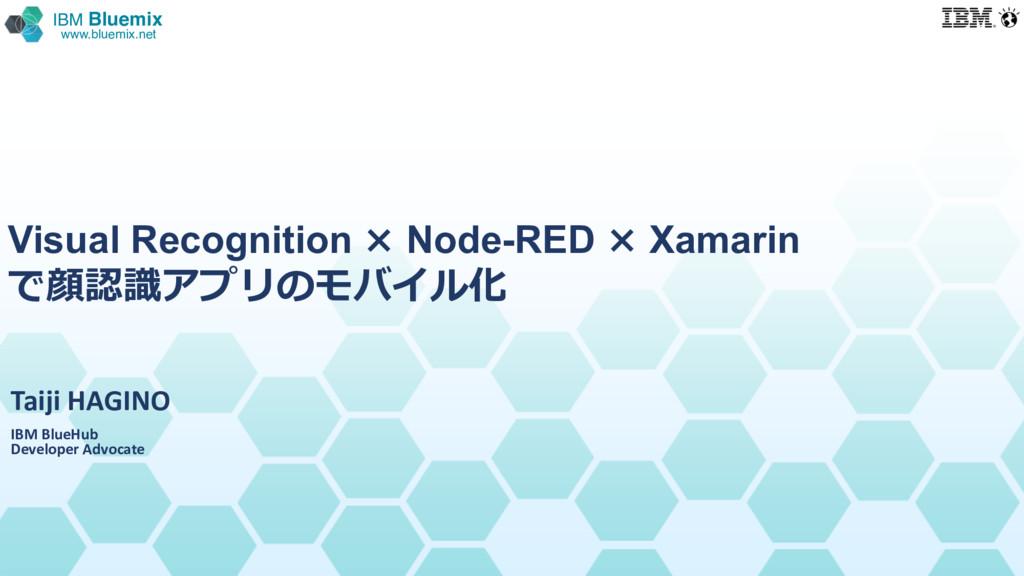 © 2016 IBM Corporation 1 IBM Bluemix www.bluemi...