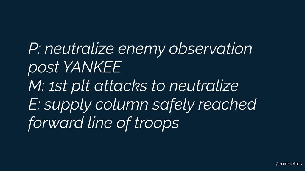 @michieltcs P: neutralize enemy observation pos...