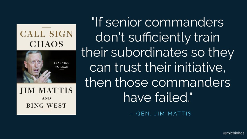 """@michieltcs """"If senior commanders don't sufficien..."""