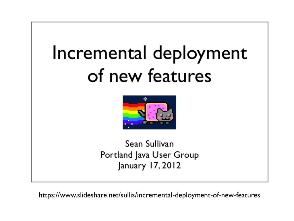 https://www.slideshare.net/sullis/incremental-d...