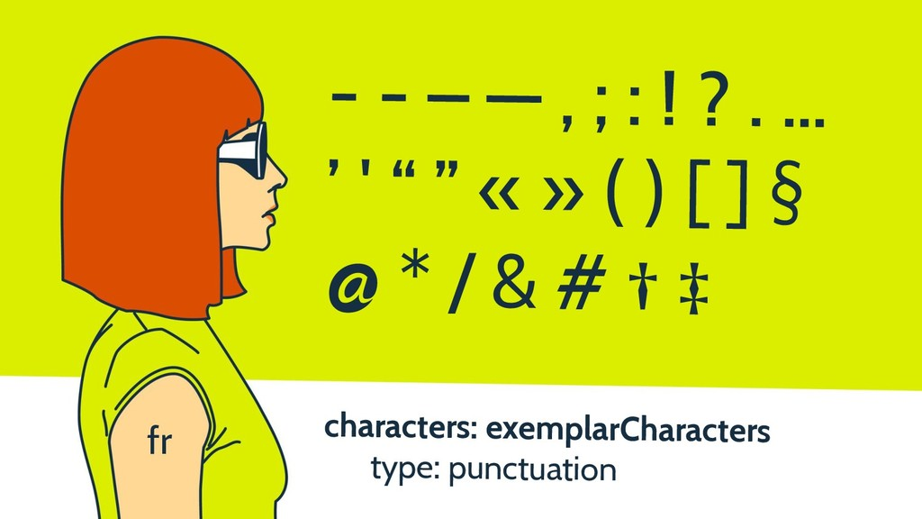 characters: exemplarCharacters type: punctuatio...