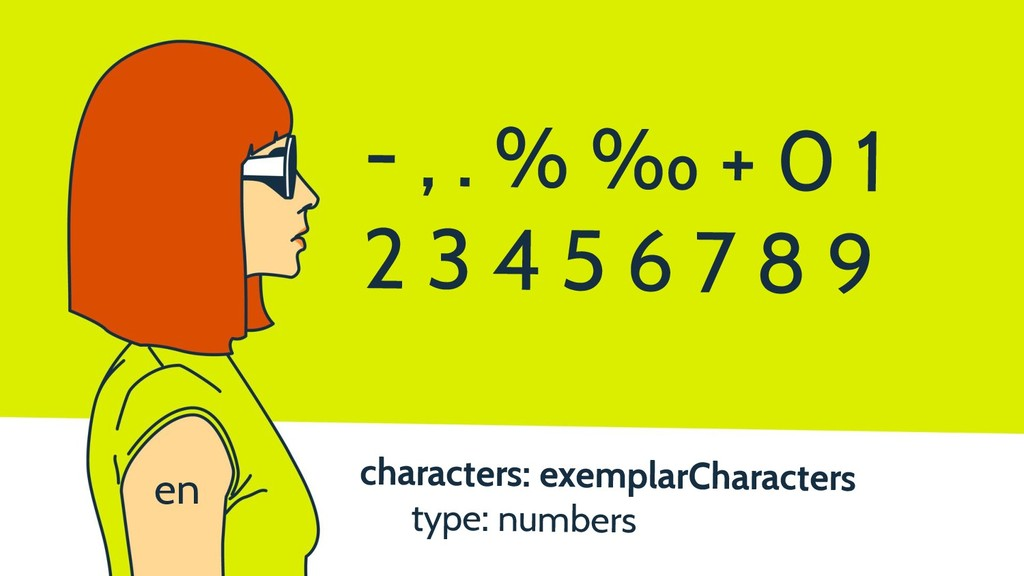 characters: exemplarCharacters type: numbers - ...