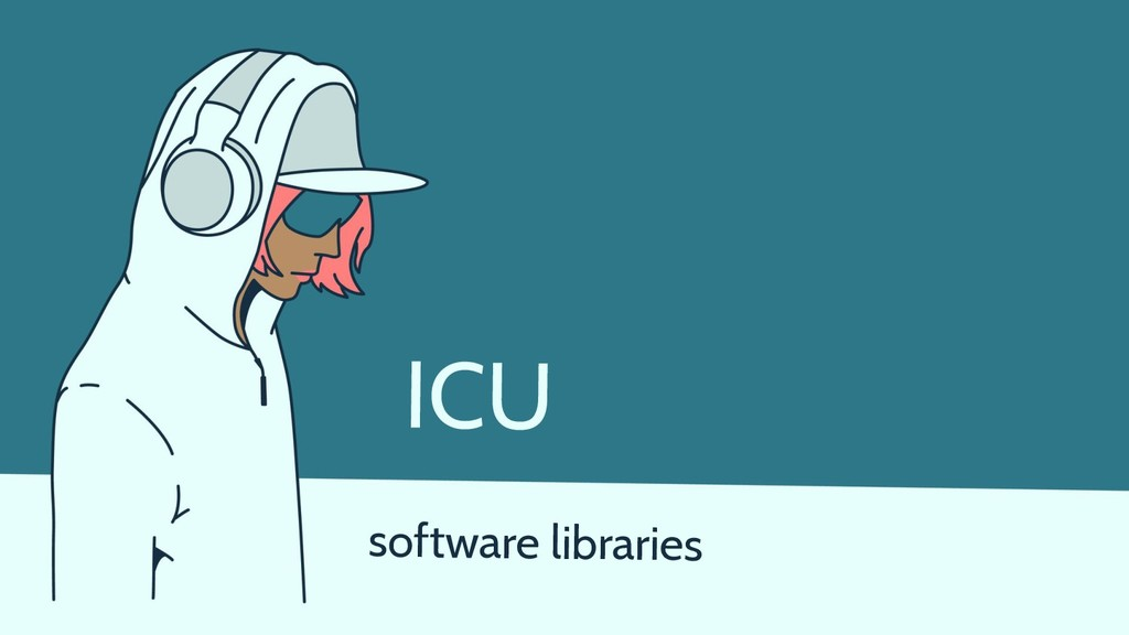 software libraries ICU