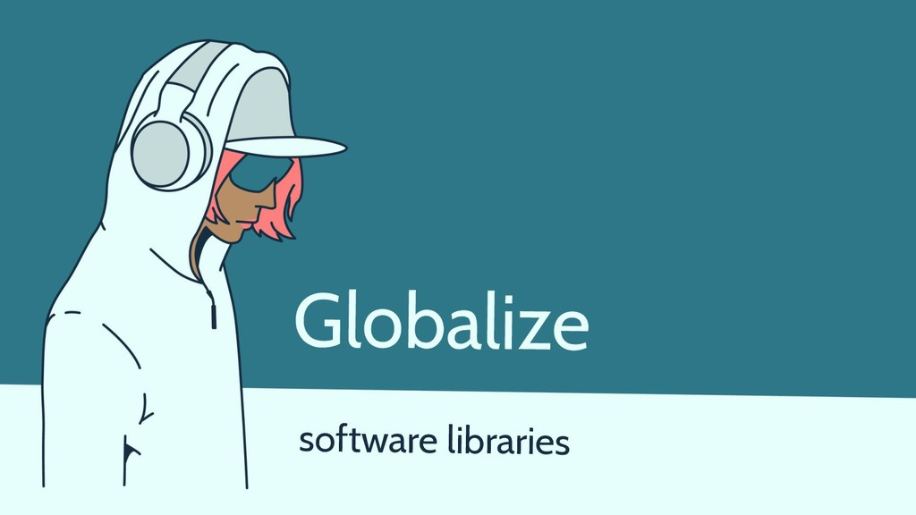 software libraries Globalize