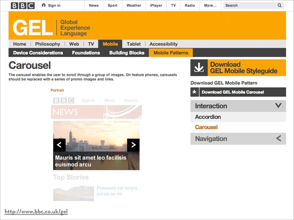 http://www.bbc.co.uk/gel