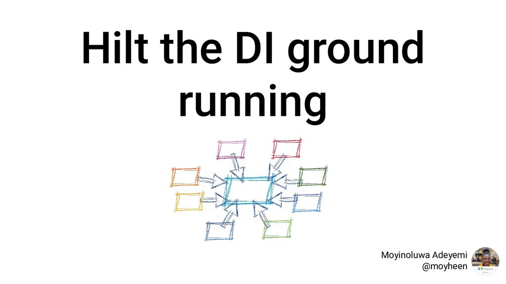 Hilt the DI ground running Moyinoluwa Adeyemi @...