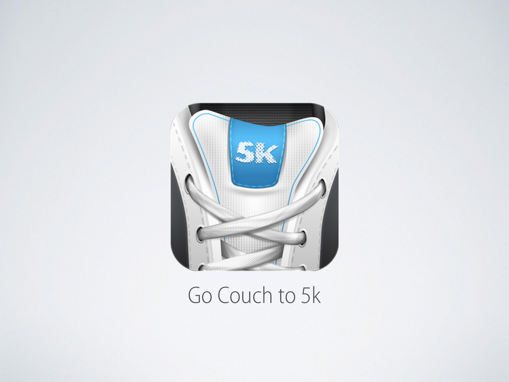 Go Couch to 5k