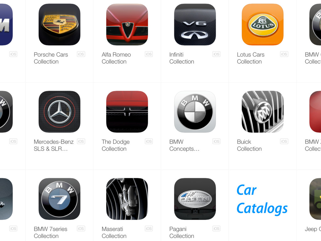 Car Catalogs