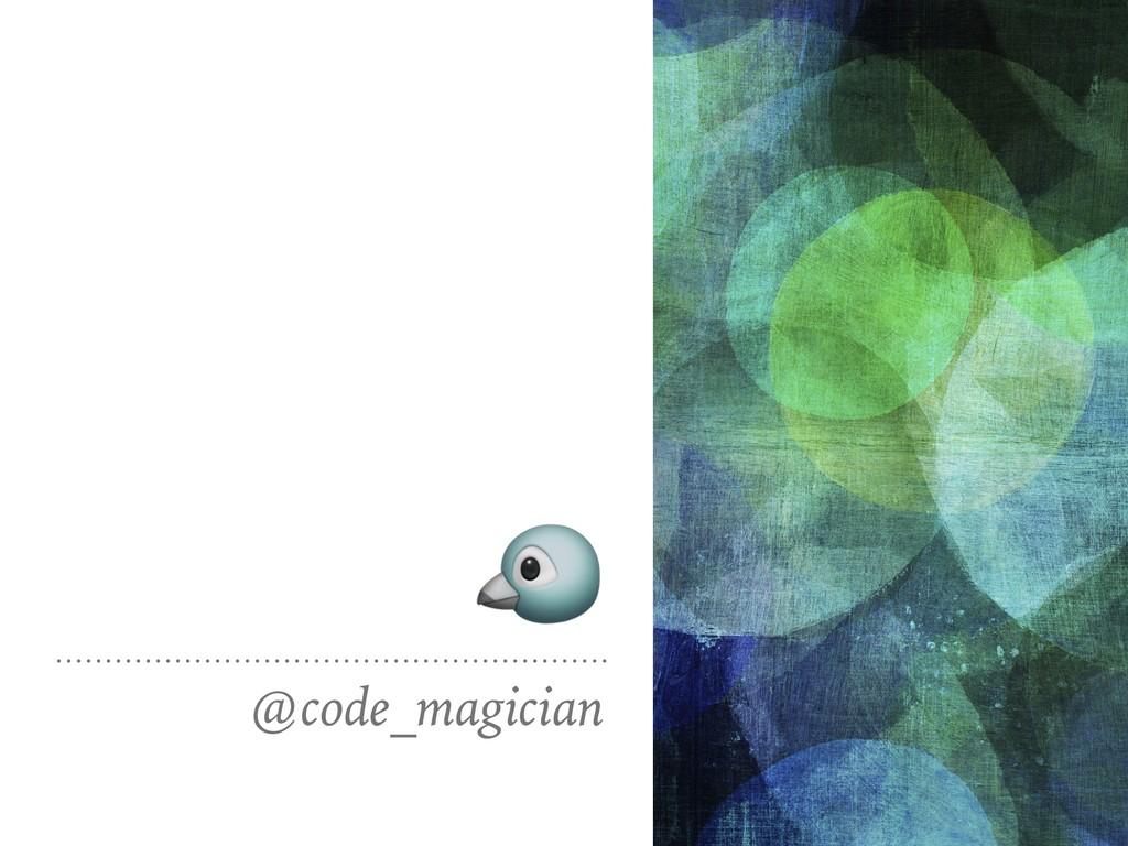@code_magician