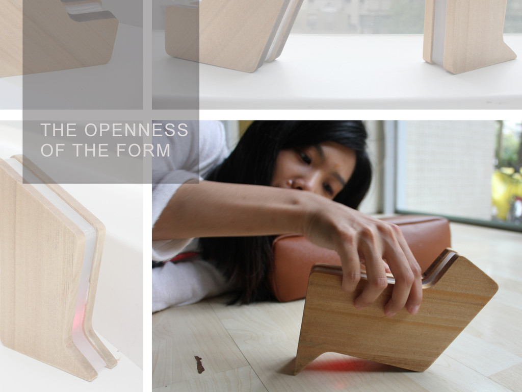 THE OPENNESS OF THE FORM