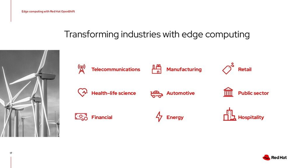 17 Transforming industries with edge computing ...