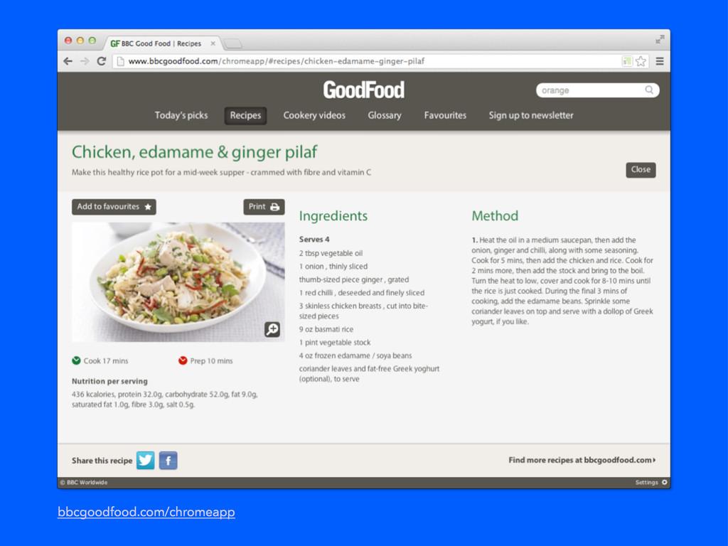 bbcgoodfood.com/chromeapp