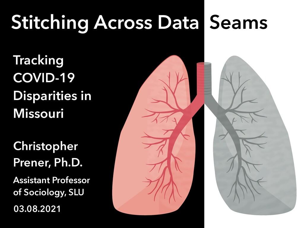 Stitching Across Data Seams Tracking COVID-19 D...