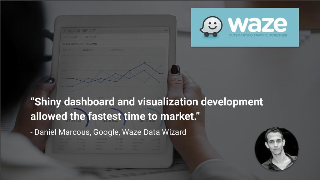 """Shiny dashboard and visualization development ..."
