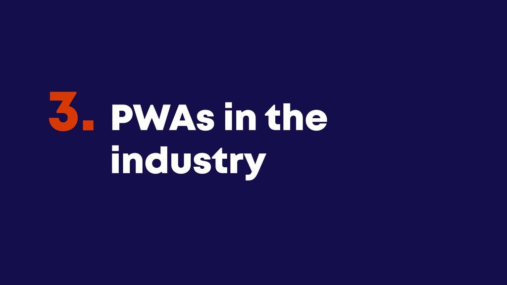 @JGFERREIRO @JGFERREIRO PWAs in the industry 3.