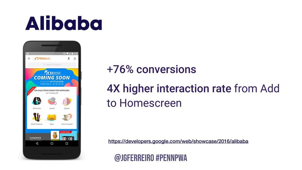 @JGFERREIRO @JGFERREIRO #PENNPWA Alibaba +76% c...