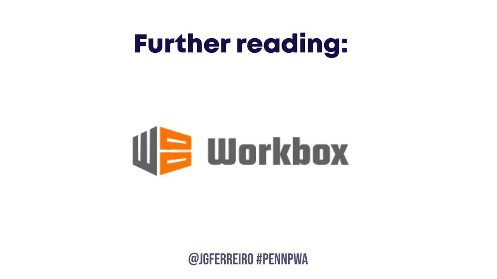 @JGFERREIRO @JGFERREIRO #PENNPWA Further readin...