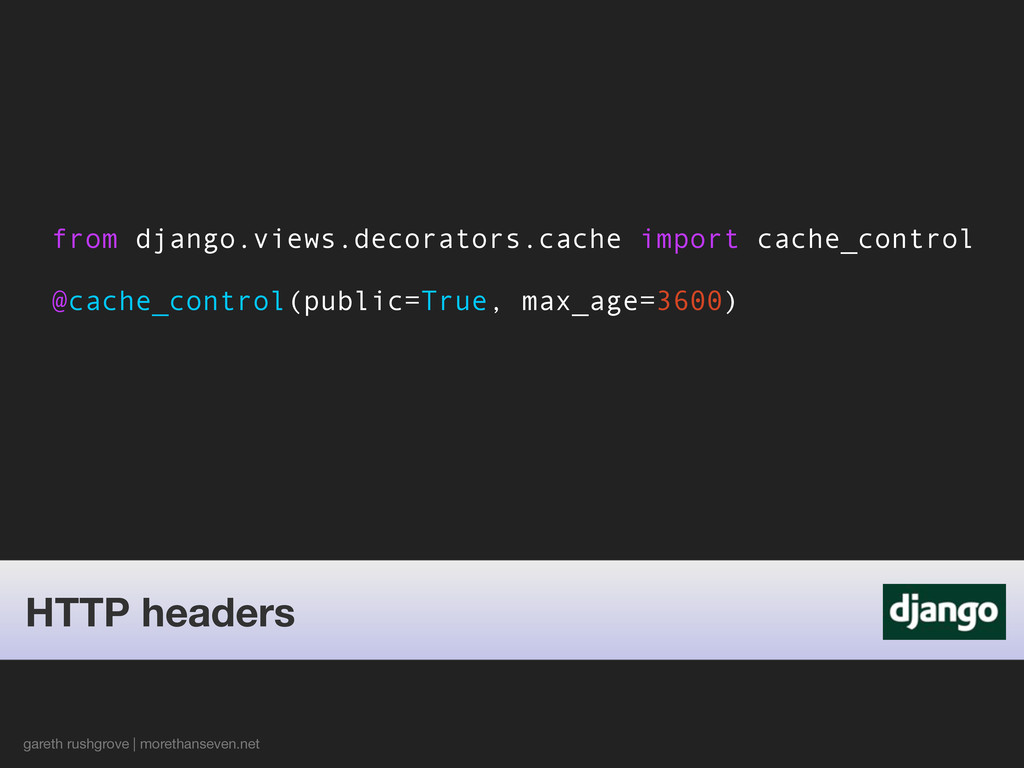from django.views.decorators.cache import cache...