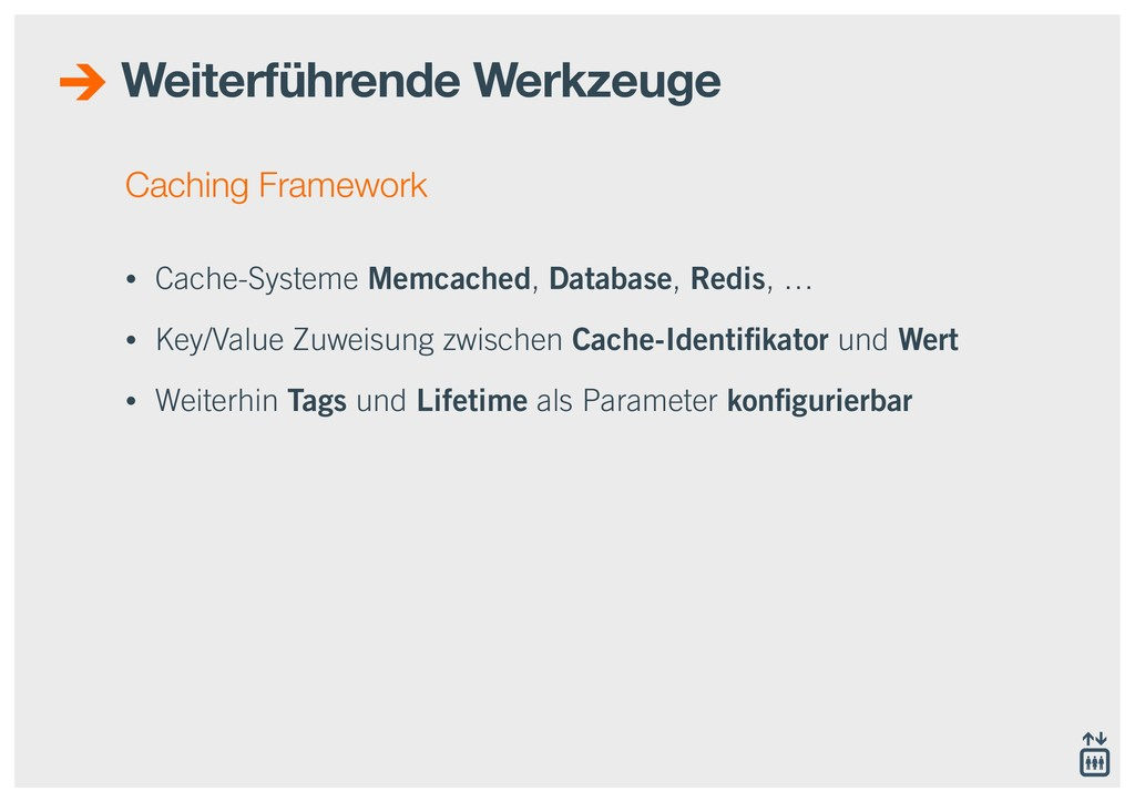 Caching Framework • Cache-Systeme Memcached, Da...