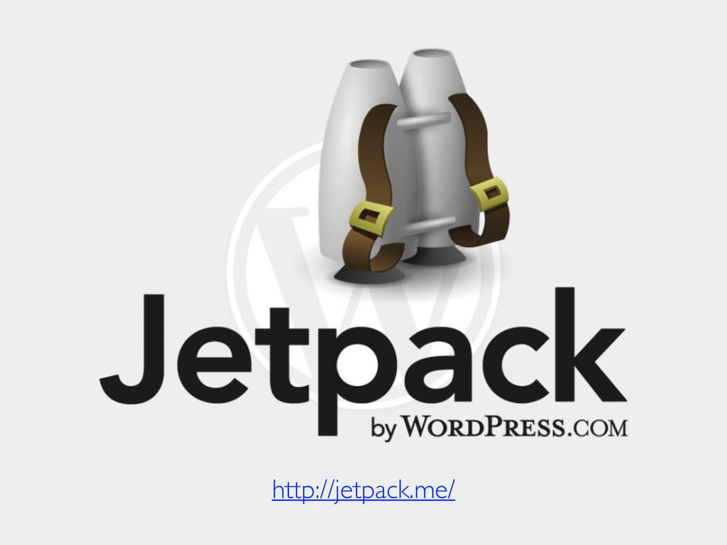 http://jetpack.me/