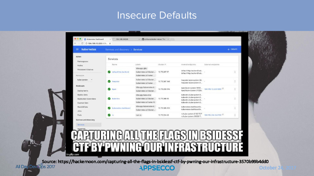 October 24, 2017 Insecure Defaults Source: http...