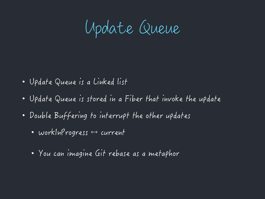 6QEBUF2VFVF • Update Queue is a Linked list • ...
