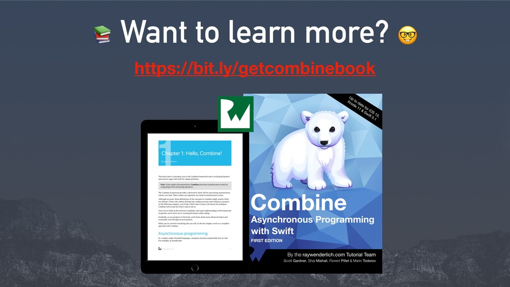 B Want to learn more? + https://bit.ly/getcombi...
