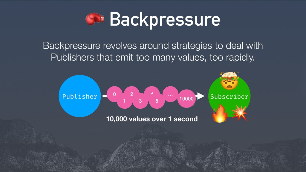 Backpressure revolves around strategies to deal...