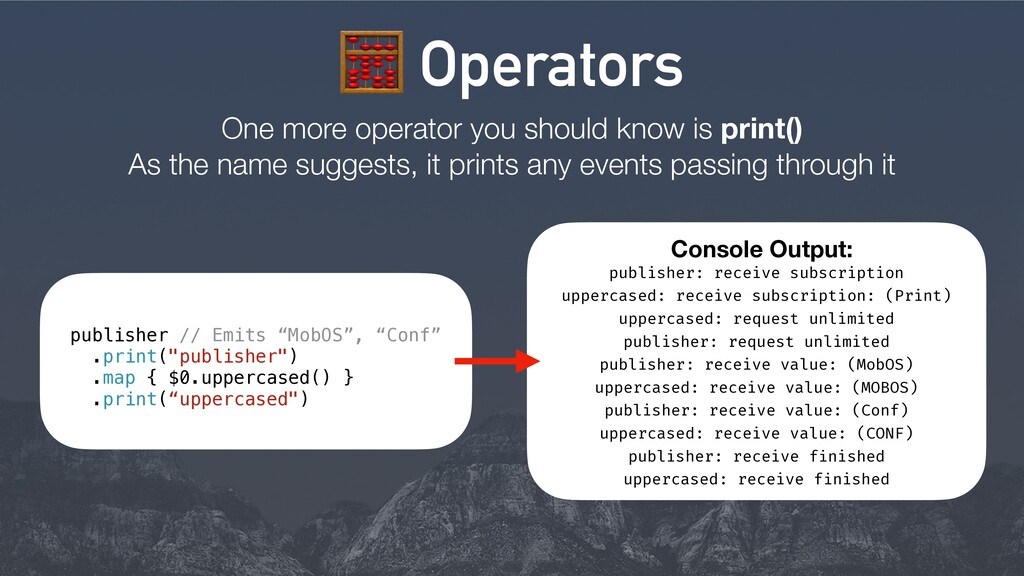 8 Operators One more operator you should know i...