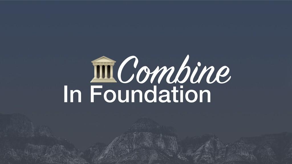 C bine 9 In Foundation